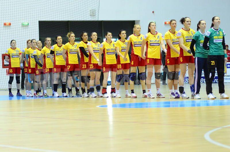 Romania's women national team wins under 18 handball world cup