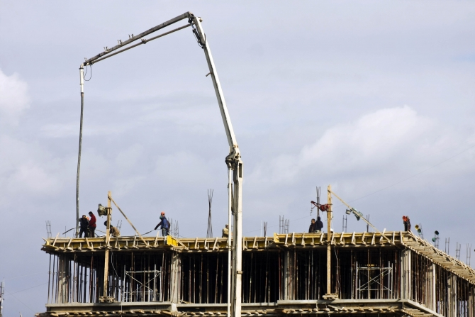 Construction sector in Kosovo on the brink of collapse