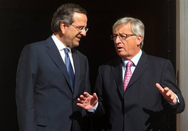 Juncker to visit Greece on Monday
