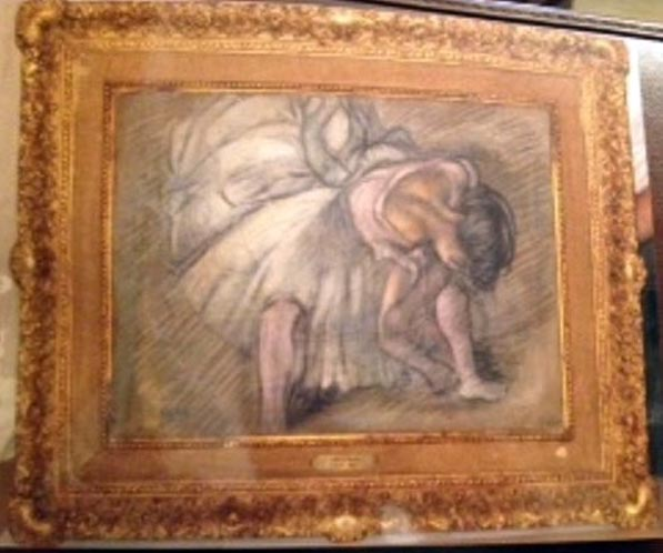 €6m Degas painting stolen from house in Cyprus!