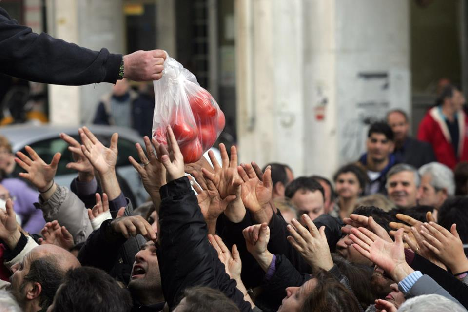 Greece: The primary concern must be addressing poverty