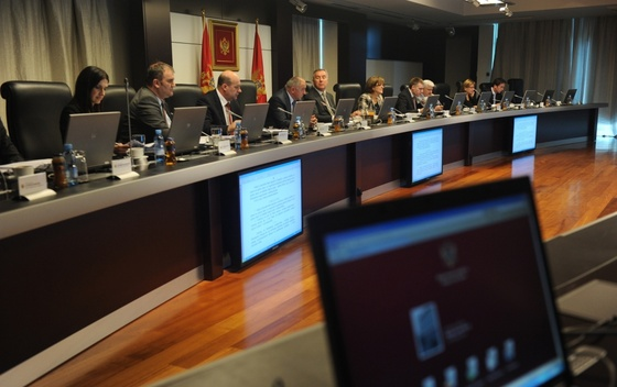 Announcement of the reconstruction of the Government of Montenegro