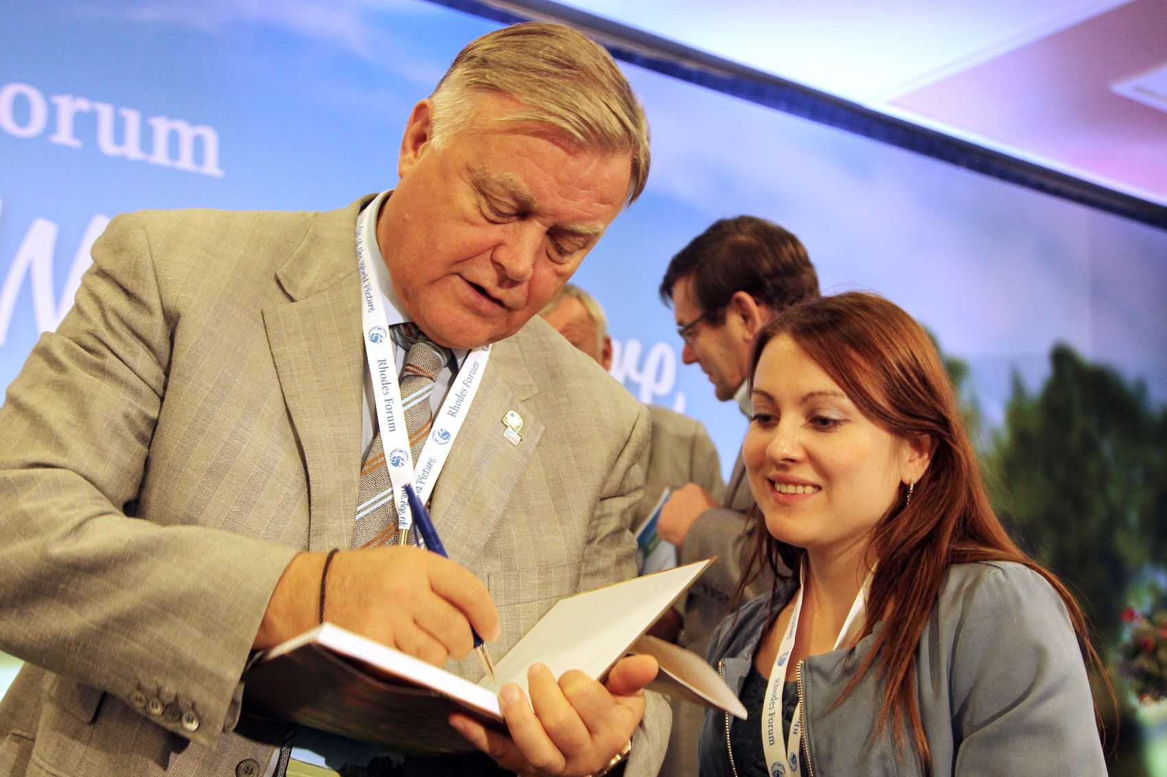 """Concluding remarks of the Presidency of the World Public Forum – """"Dialogue of Сivilizations"""""""