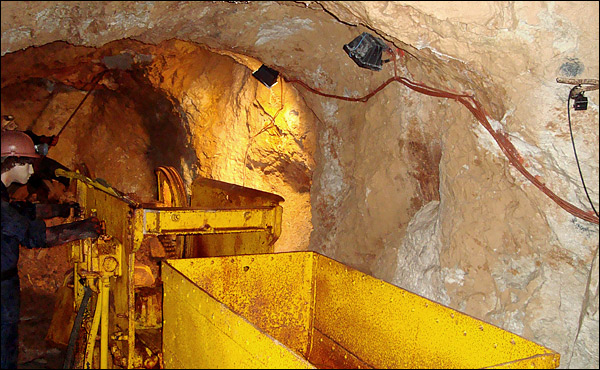 Greece's subsoil hides over 40 billion in mineral wealth