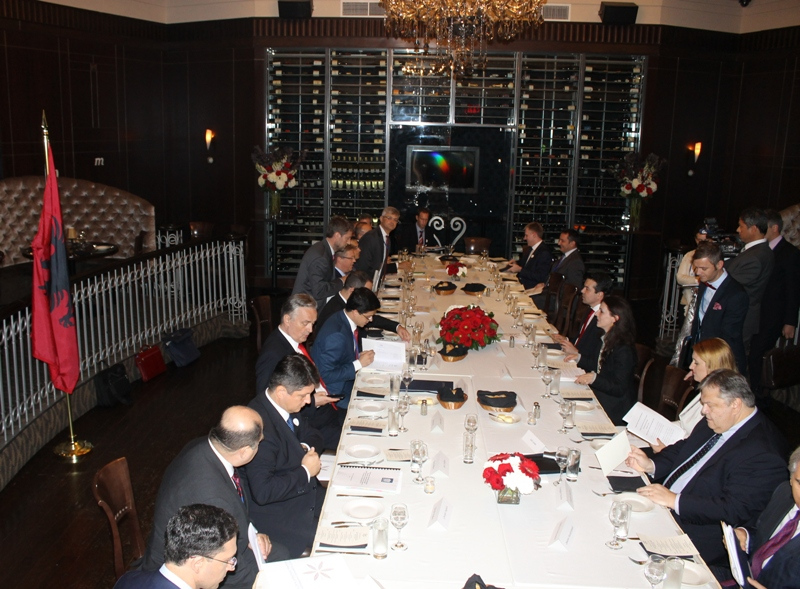 Albania takes over the SEECP chairmanship in the New York Ministerial