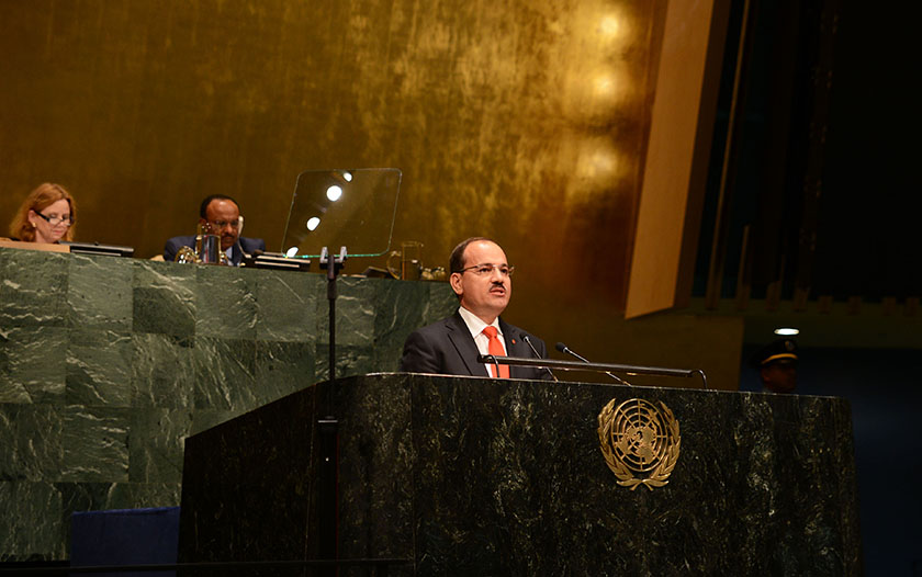Albania is committed to an efficient and coherent United Nations