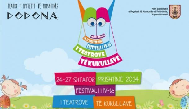 Puppet show festival starts today in Pristina