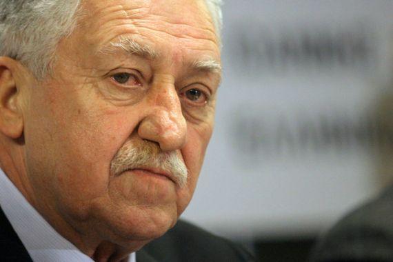 Kouvelis: The debt needs restructuring