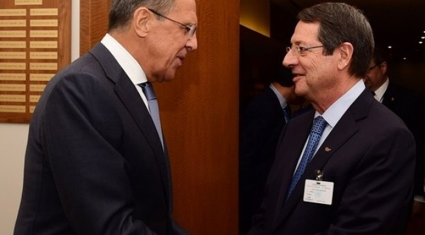 Anastasiades – Lavrov meeting confirms the good relations between two countries