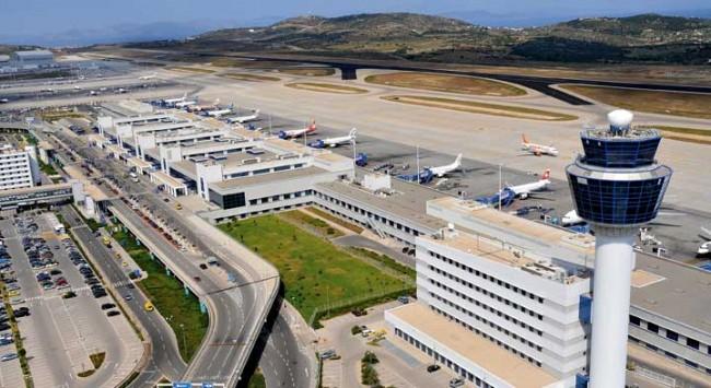 """New award for """"El. Venizelos"""" airport"""