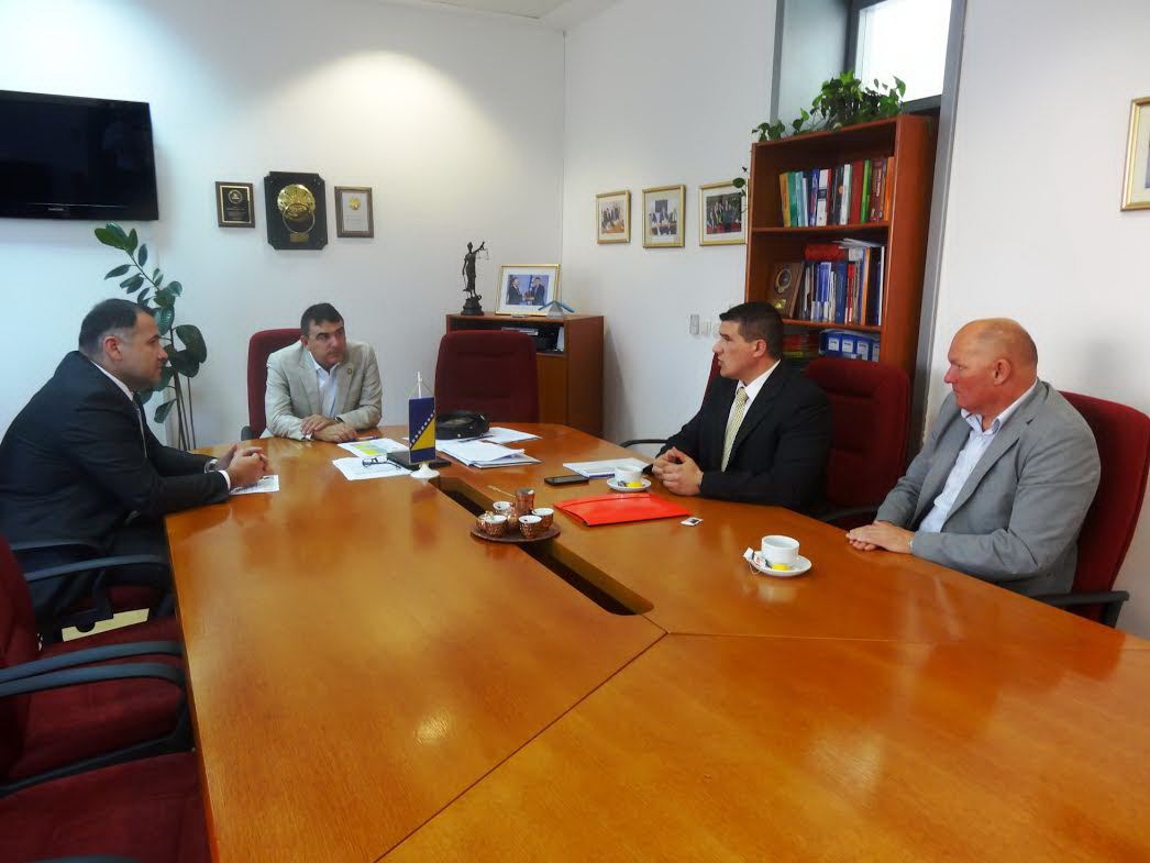 Illegal wiretapping issue in BiH Border police under investigation