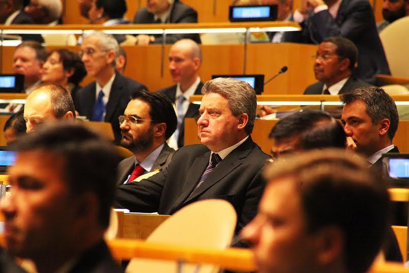 Ivanov: Obama supports our European Atlantic integration priorities