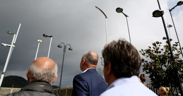 New lighting technology introduced for the first time in the streets of Albania