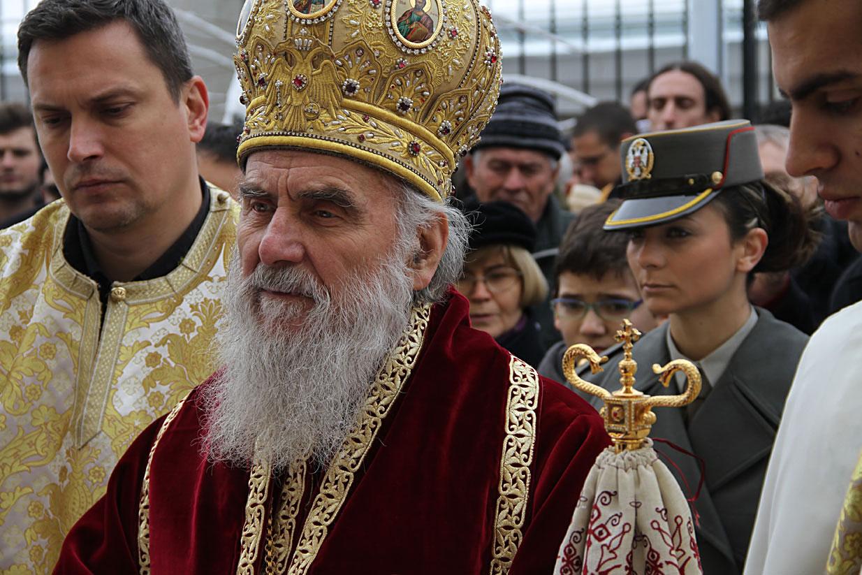 Serbian Orthodox Church condemns Pride Parade
