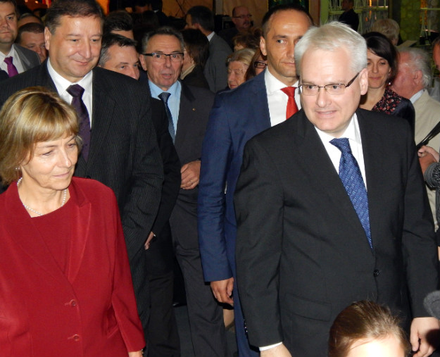 Josipovic: Croatia will not send its army against the Islamic state