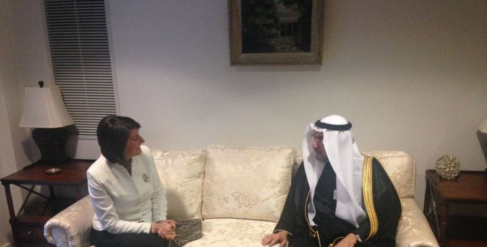 President Jahjaga demands OIC to recognize the independence of Kosovo