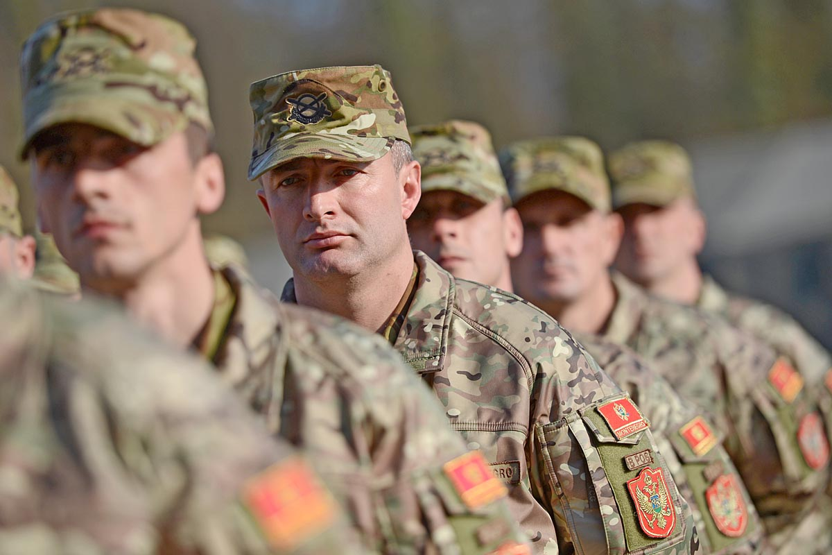 Montenegrin army a reliable partner in the military mission in Afghanistan