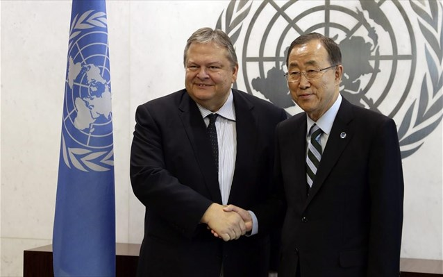 Venizelos: We do not have a jihadists issue in Greece