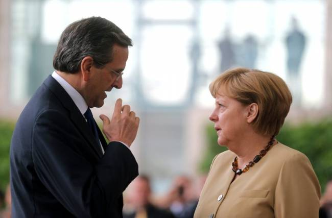 Greek PM heads to Berlin for crucial meeting with German Chancellor
