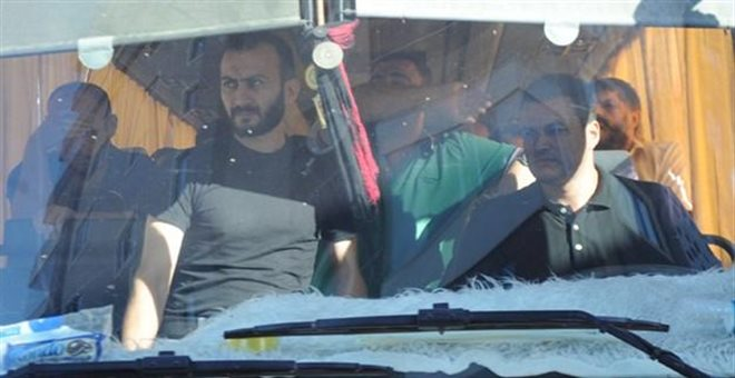 The 49 Turkish citizens who were held hostages by the jihadists were released