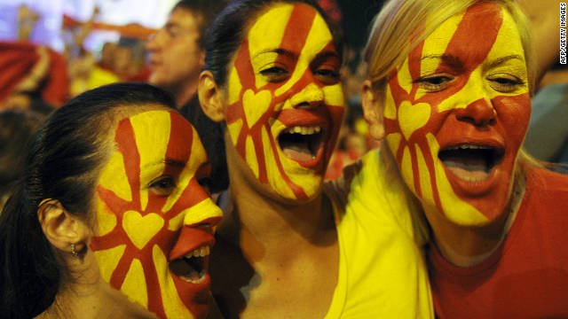 26% of Macedonians support the EU accession with a changed name
