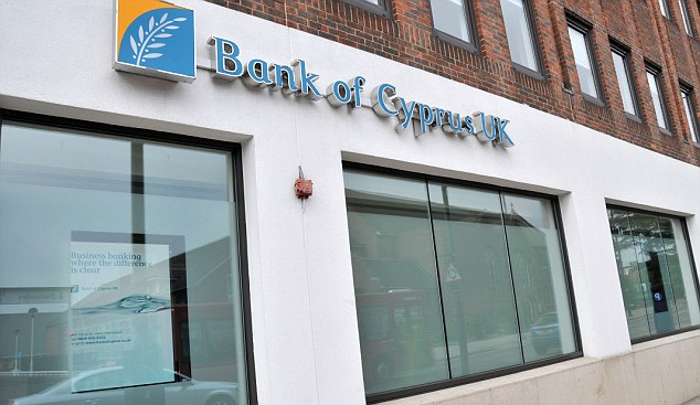 Bank of Cyprus sales €361 million-worth loans to Britain