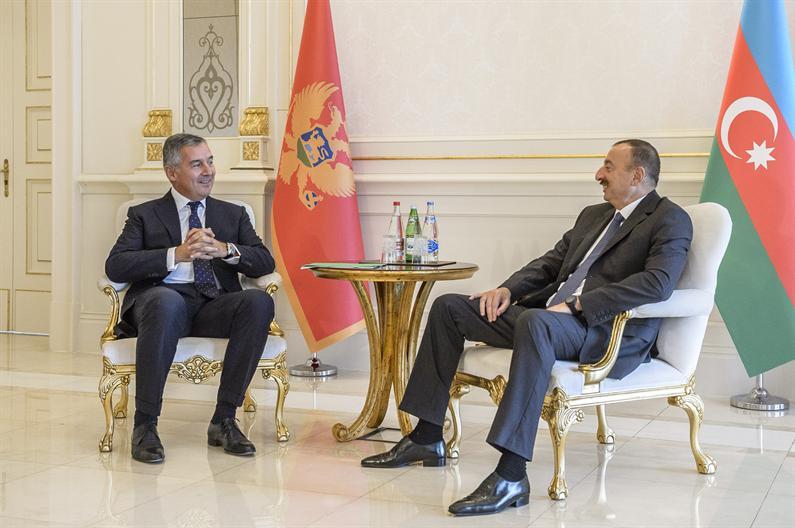 Portonovi project, the strongest connections between Montenegro and Azerbaijan