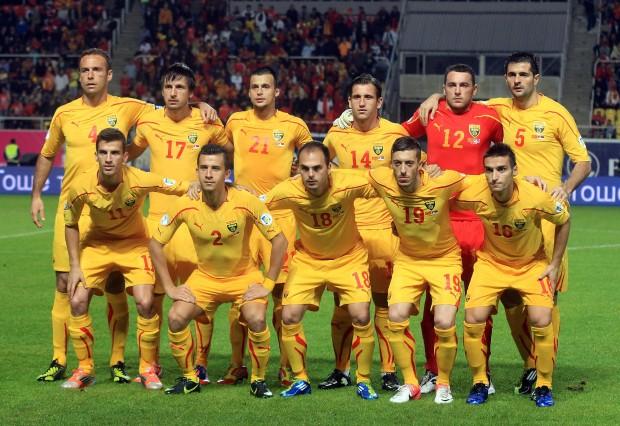 FYROM sees a drop in FIFA ranking