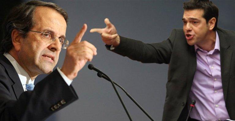 Tsipras meets the Pope; Samaras visits Merkel