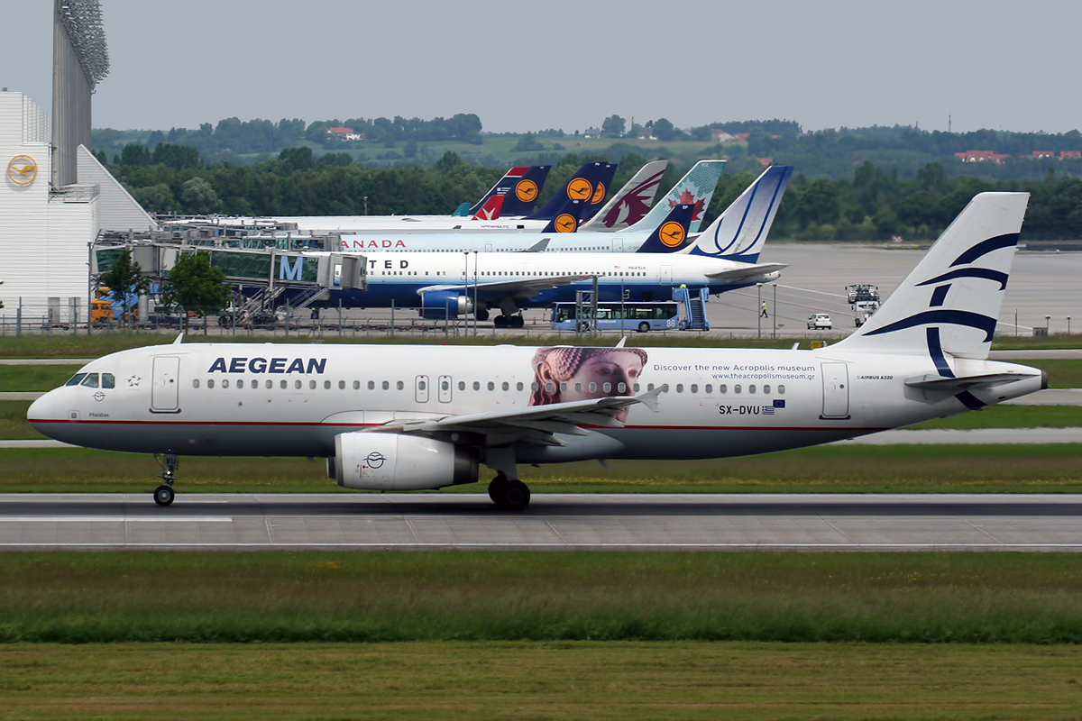 Nine new international routes announced the Aegean