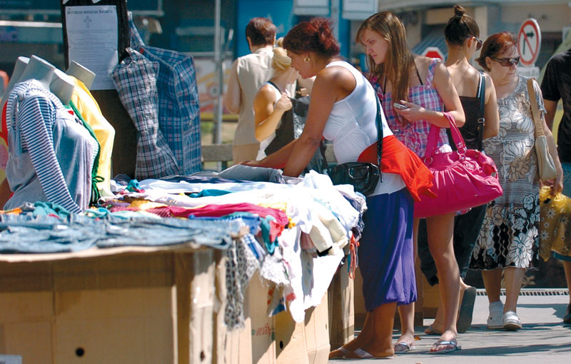 30% of Kosovo's economy is informal