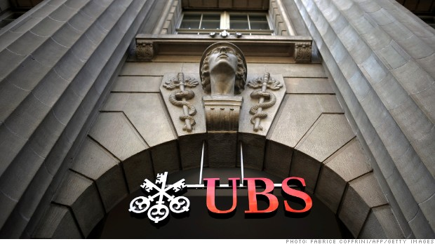 UBS 'sees' a 2.5% growth of the greek economy in 2015