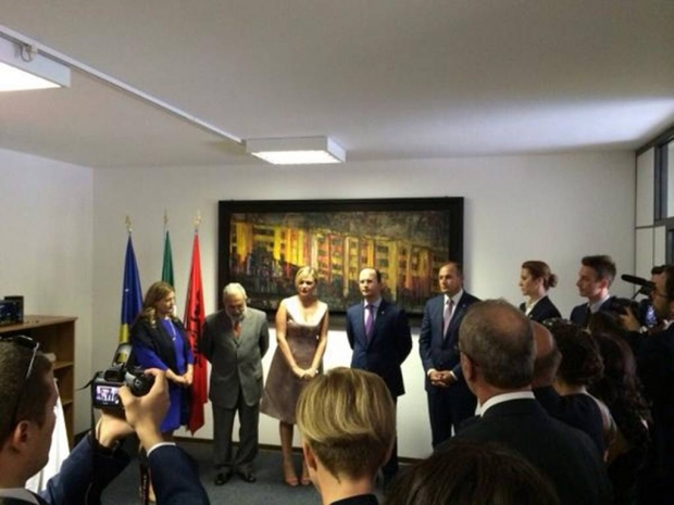 Albania and Kosovo, for the first time with a joint consulate