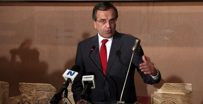 Samaras: The culmination of the government's efforts will be the return of the Parthenon sculptures