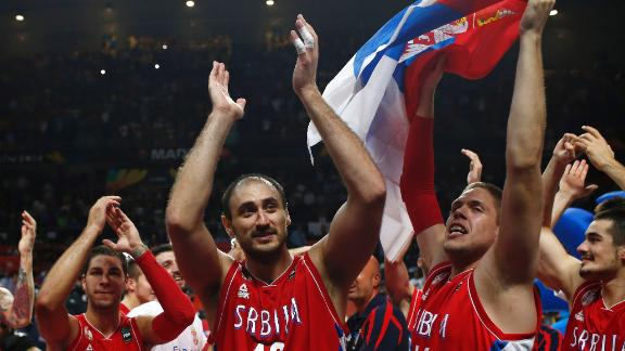 The 'Plavi' are back – France-Serbia: 85-90