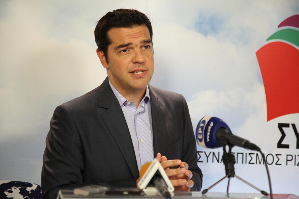 Alexis Tsipras to speak at TIF as Greece's PM-in-waiting
