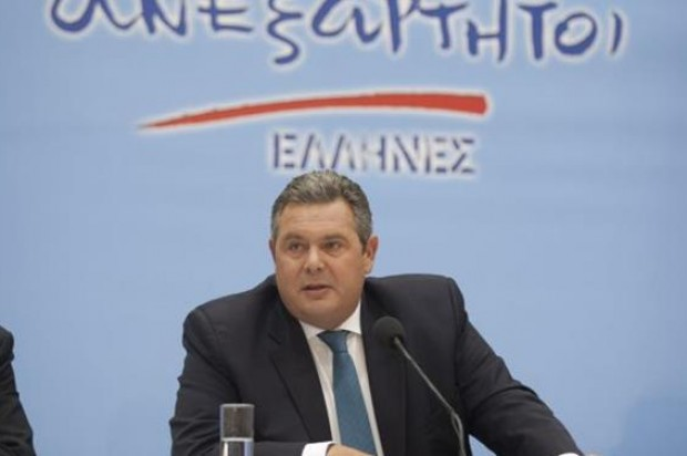 Kammenos: 'There is a need for the formulation of a single national policy'