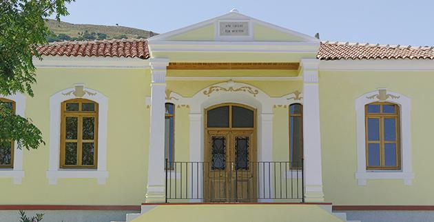 Greek high school-lyceum 'yok' in Imbros