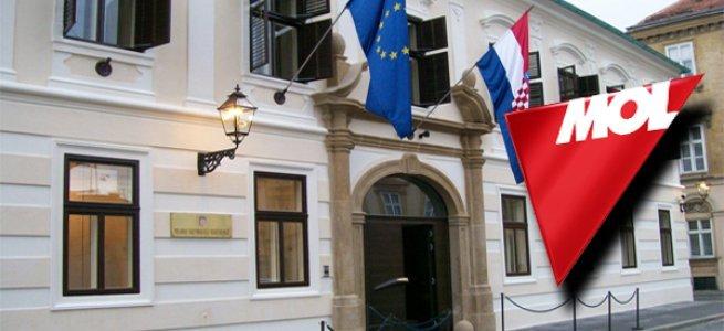 MOL is starting the arbitration procedure against Croatia in Washington