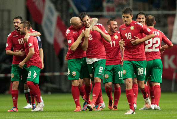 Bulgaria makes winning start to Euro 2016 qualifying campaign
