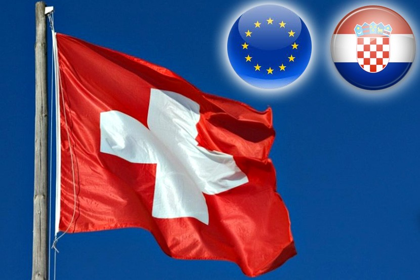 Switzerland to provide 45 million francs to assistance fund for Croatia