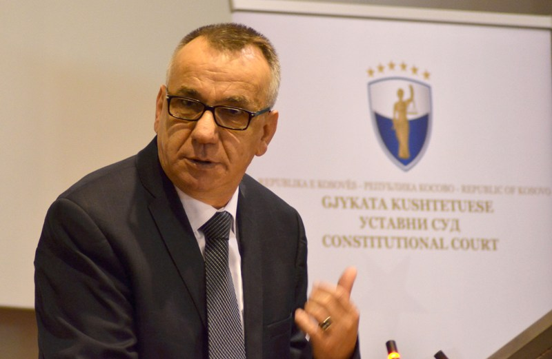 Head of Constitutional Court: Kosovo allows gay marriages (VIDEO)
