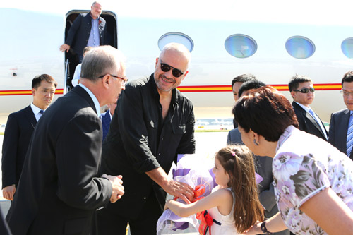 Albanian PM attempts to attract investments from China