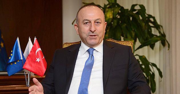 Çavuşoğlu: 'We are blocked by Cyprus'