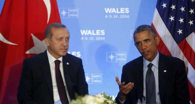 Obama and Erdogan agreed on the need to fight the Jihadists of ISIS