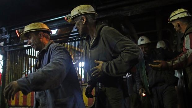 Tragedy in BiH coal mine Raspotocje, near Zenica