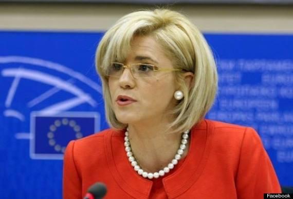 Corina Cretu, Romania's designate EU commissioner