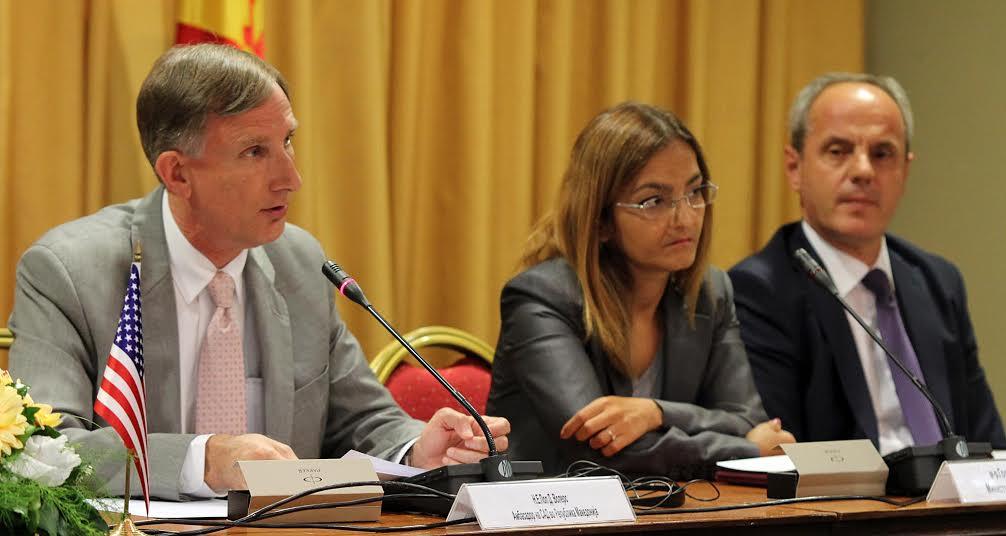 Wohlers praises the role of FYROM against terrorism