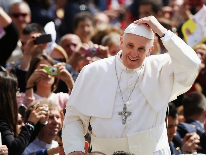 Details of the Pope's visit revealed