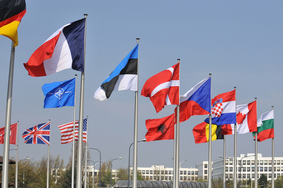 Skopje in the NATO Summit represented by ministers